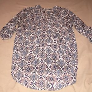 Lush Top Size Medium